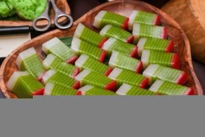 3. Cara Membuat Kue Lapis Tepung Terigu