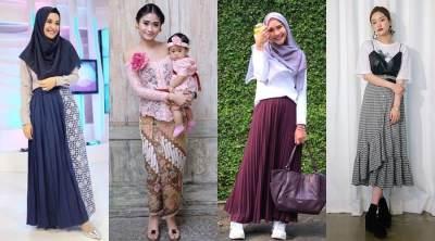 4 Ragam Setelan Rok yang Bikin Penampilan Moms dan Si Kecil Makin Kece