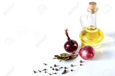 Bawang Merah dan Minyak Zaitun