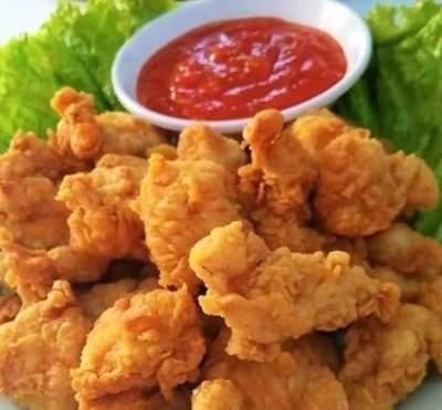 Resep Ayam Fillet Krispi