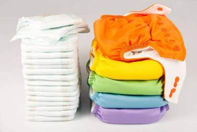 Tips dan Trik Pemakaian Popok Bayi Kain, Bantu Kurangi Sampah Bumi