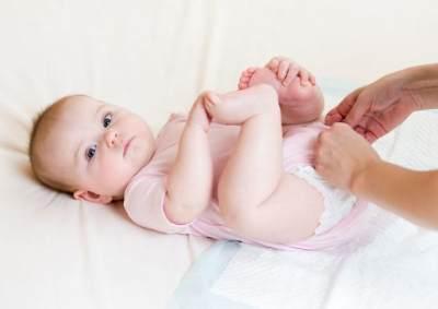 Ruam Popok Pada Bayi Harus Diobati, Yuk Cari Tahu Caranya Moms!