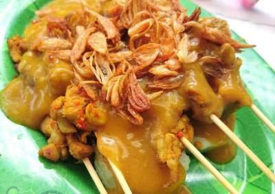 Resep Bumbu Sate Padang