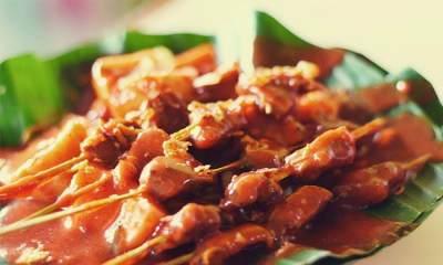 Bumbu Sate Padang Ayam