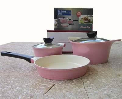 2. Wajan Keramik