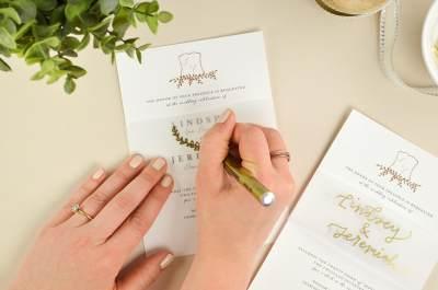 6 Contoh Desain Undangan Pernikahan yang Unik dan Menarik, Intip Yuk!