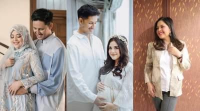 5 Bumil yang Tetap Cantik Menawan Saat Hamil, Intip Yuk Moms!