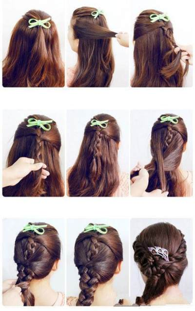 Cara Mengikat Rambut Anak Ala Korea