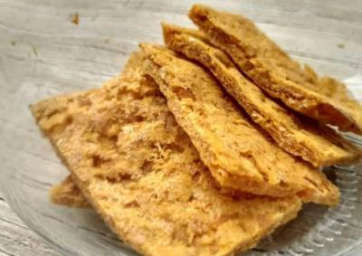 7. Resep Finger Food Ubi Oat