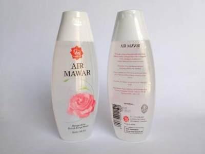 Cara Membuat Spray Wajah dari Viva Air Mawar