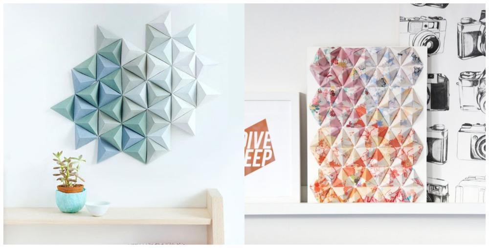 3 Ide Kreasi Hiasan Kamar Anak Dari Kertas Origami Murah Meriah Moms