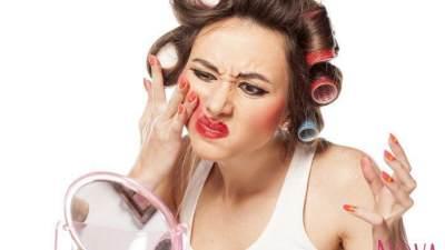 Makeup Berlebihan