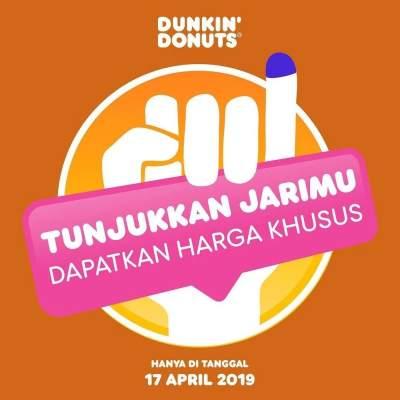 4. Dunkin Donuts