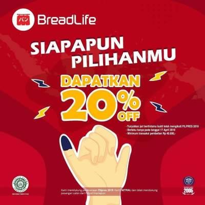 8. Breadlife