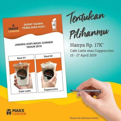 13. Maxx Corner