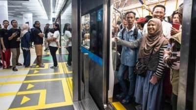 Peraturan MRT Jakarta yang Harus Dipatuhi
