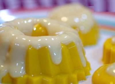 Yummy! Intip Lezatnya Kreasi Puding Jagung Lembut Ala Restoran