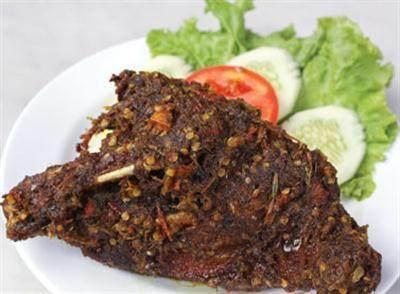 Ayam Bakar Bumbu Madura