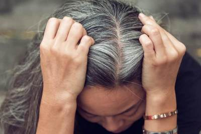 2. Manfaat Teh Basi untuk Warna Rambut