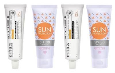 2. Sunscreen