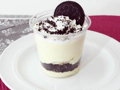 Puding Oreo Cup