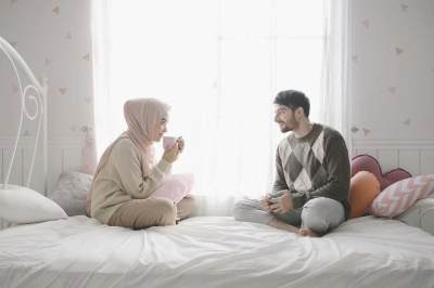 Prewedding Hijab Indoor