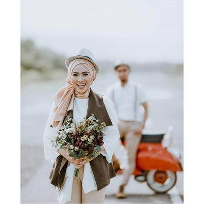 Prewedding Hijab Modern