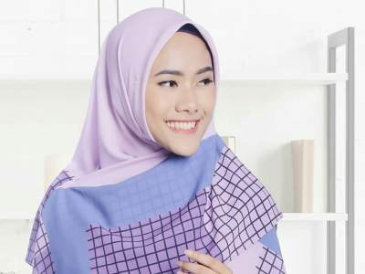 Mix and Match Fashion Muslimah dengan Kerudung Rabbani Segi Empat Terbaru