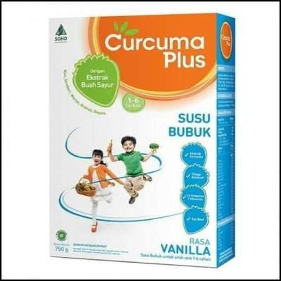 Susu Curcuma plus