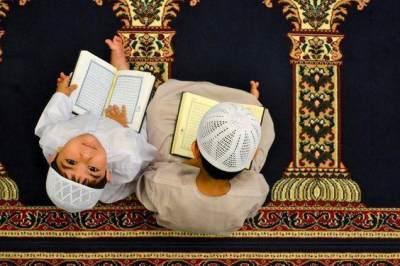 Cara mengajar Anak Doa Niat Sahur