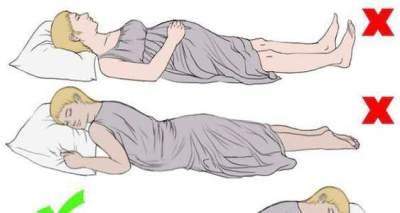 Posisi Tidur Ibu Hamil yang Berbahaya untuk Janin