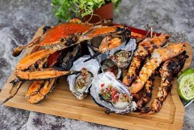 Makanan Seafood Penurun Kolesterol