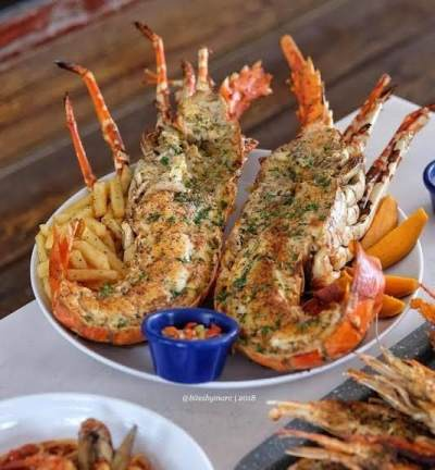 Udang dan Lobster