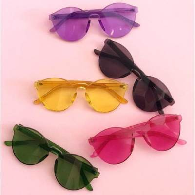 Kacamata Jelly Candy Sunglasses