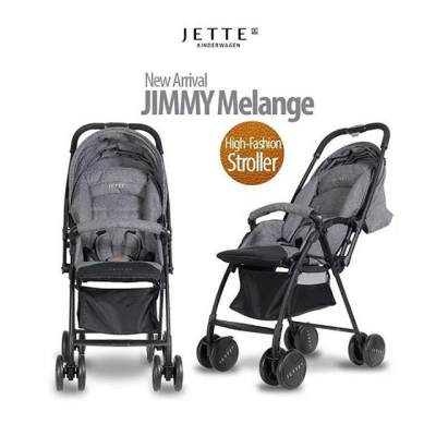 Jette Jimmy Melange Stroller