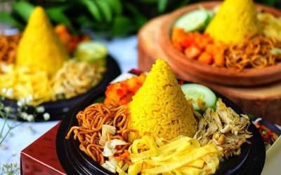 Intip Ragam Kreasi Nasi Kuning Bento untuk Ulang Tahun Anak, Bikin yang Menarik, Moms!