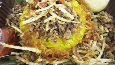 Resep Nasi Kuning Manado