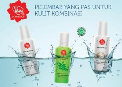 Ragam Pilihan Pelembab Viva Cosmetics, Skincare Lokal Murah Berkualitas