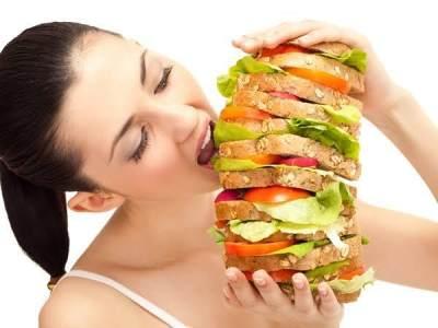 Nafsu Makan Tak Terkendali