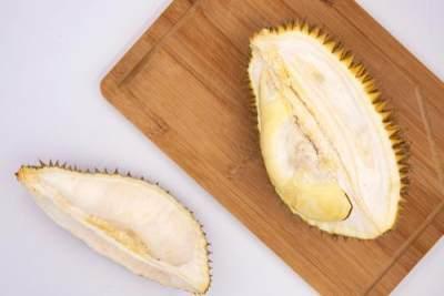 6. Kulit Durian