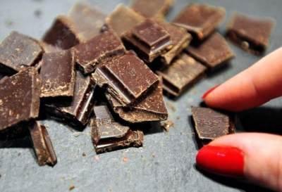 C. Kafein Dalam Cokelat