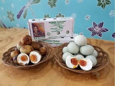 Ragam Kreasi Telur Asin yang Biasa Jadi Buah Tangan, Makin Unik Loh Moms!