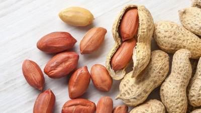 Kandungan Kacang Tanah