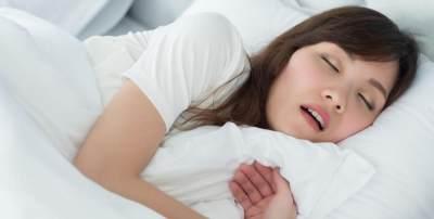 Bahaya Mendengkur Saat Hamil
