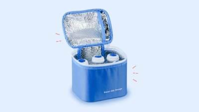 Simpan ASI di Cooler Bag dan Beri Tanda