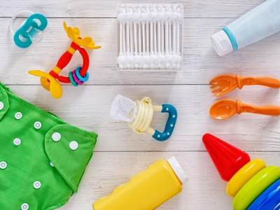 Jangan Semuanya Dibeli Moms, Ini Tips Hemat Belanja Perlengkapan Bayi