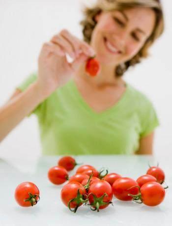 Tomat Ceri untuk Diet