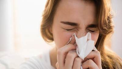 Menyembuhkan Flu