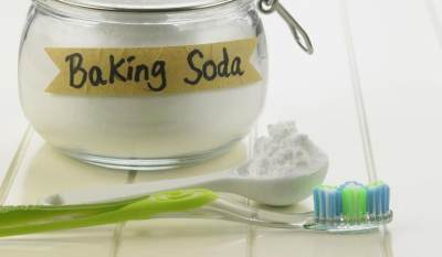 Garam dan Baking Soda