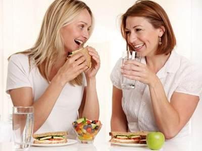Makan dan Minum dengan Sengaja